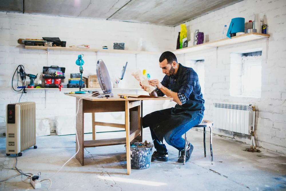 степняк предлагает бизнес в гараже идеи фото крест