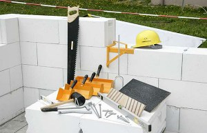 Инструменты для кладки стен
