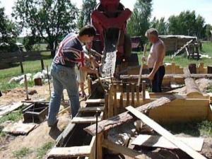 Изготовление раствора или готовый бетон