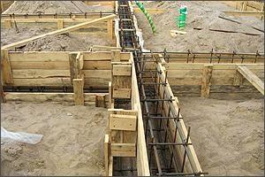 Технология строительства фундамента