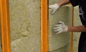 Как утеплить стену минватой